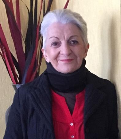Geneviève DEMONTEAUX, secrétaire de l'association
